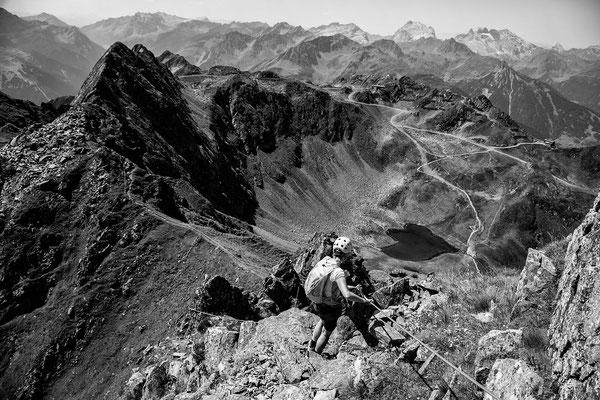 Hochjoch Klettersteig 4