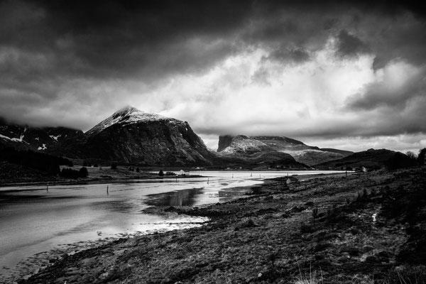Lofoten Landscape 1