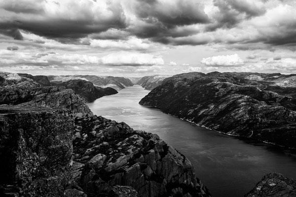 Lysefjord Norwegen