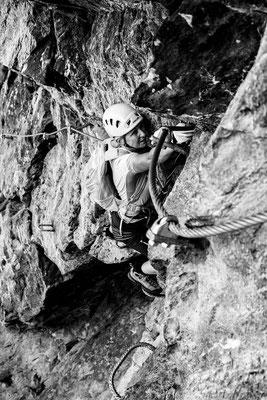 Hochjoch Klettersteig