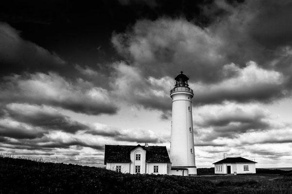 Leuchtturm bei Hirtshals Dänemark