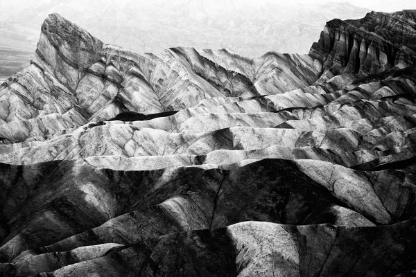 Zabriskie Point Death Valley USA