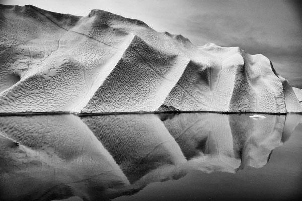 Massiver Eisberg in der Diskobay