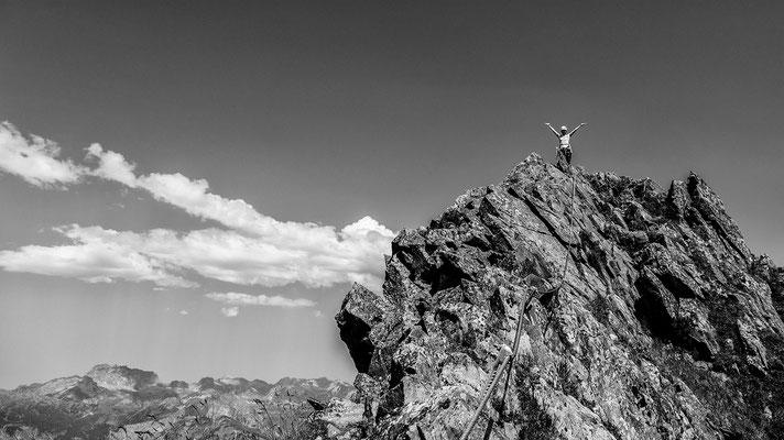 Hochjoch Klettersteig 5