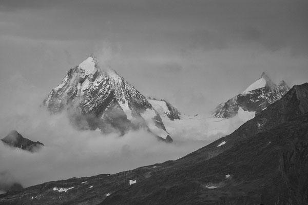 Tolle Berglandschaften in Valdez