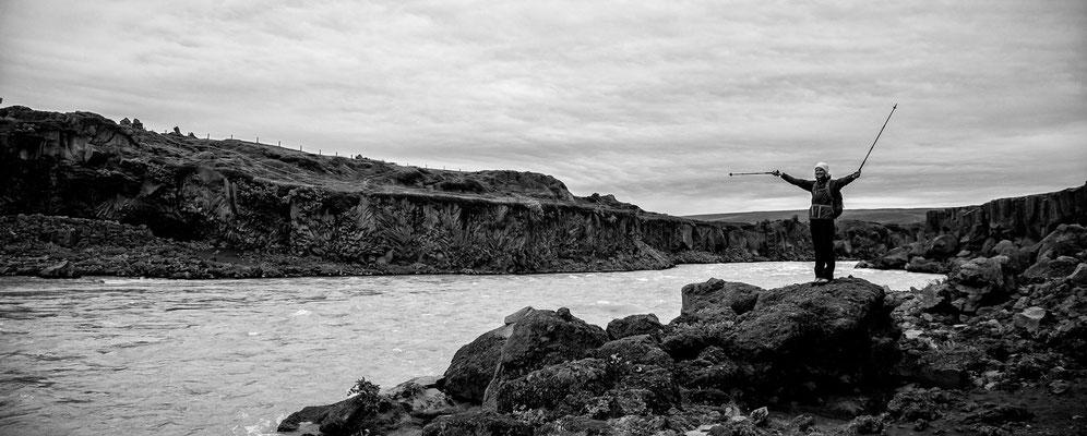 Goðafoss Island