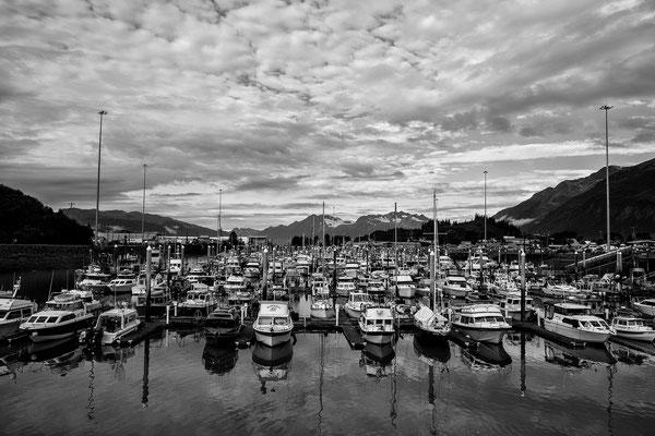 Der Hafen von Valdez 2 3