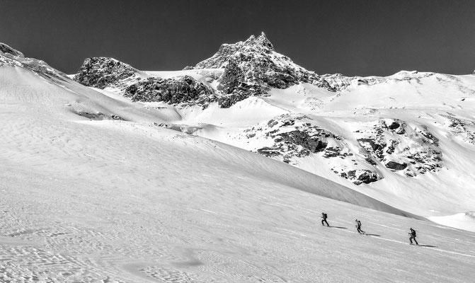 Ochsentaler Gletscher Bieler Höhe Austria