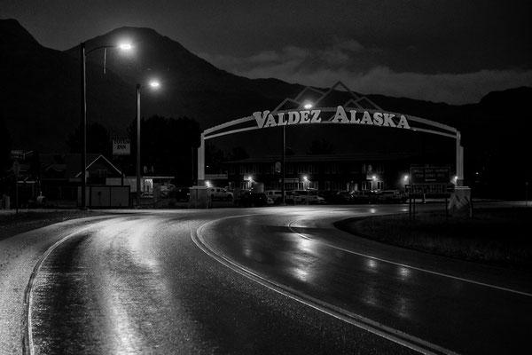 Willkommen in Valdez
