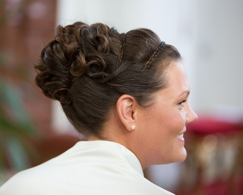Hochzeitsfrisuren Beauty Harmony Martina Zandron La Biosthetique