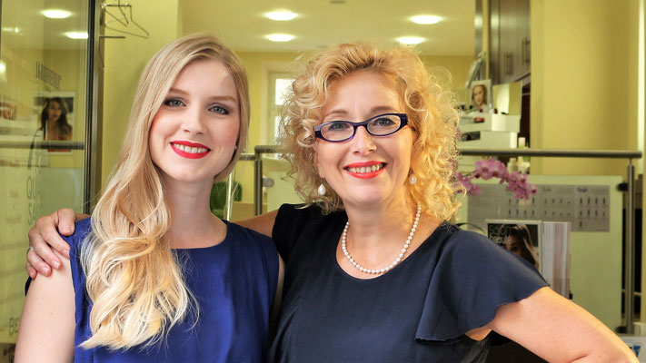 Friseursalon spezialisiert auf Strähnen, Färben, Schneiden, Trendfrisuren und Locken - Münchner Innenstadt - Beauty Harmony