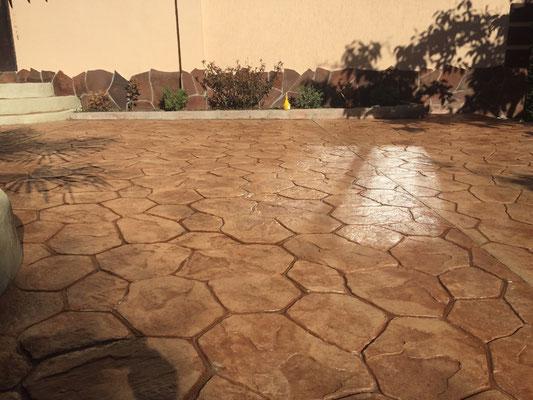 печатный бетон сочи