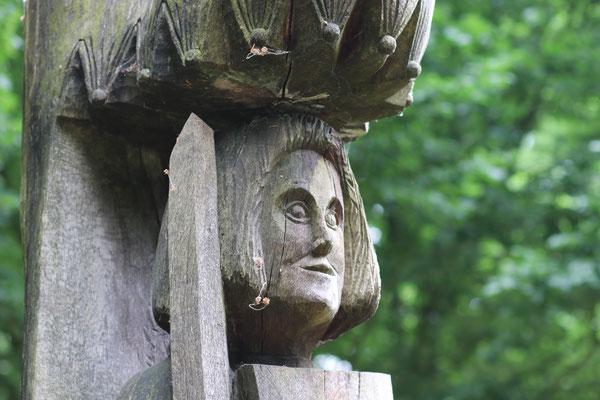 Porträt des Holzroland