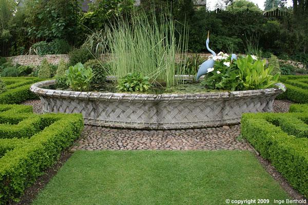 Englische Gärten zehn