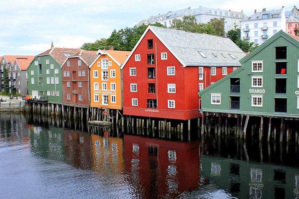 Norwegen drei