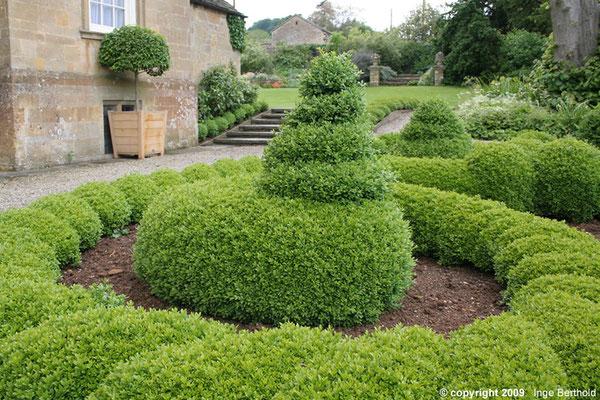 Englische Gärten neun