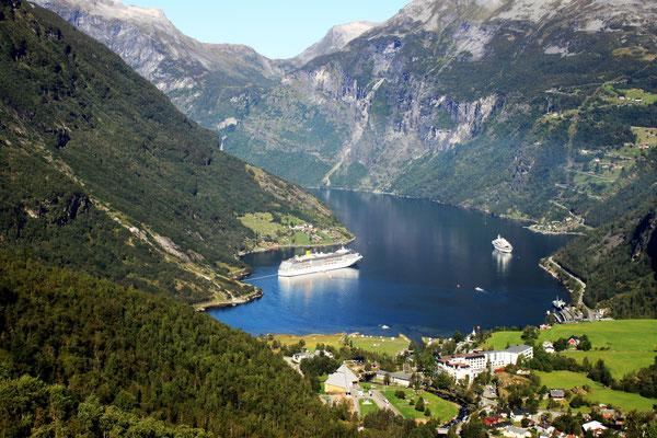 Norwegen eins