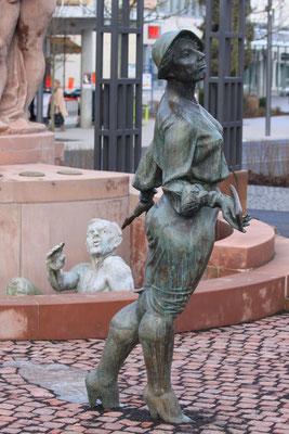 Kurschattenbrunnen 3