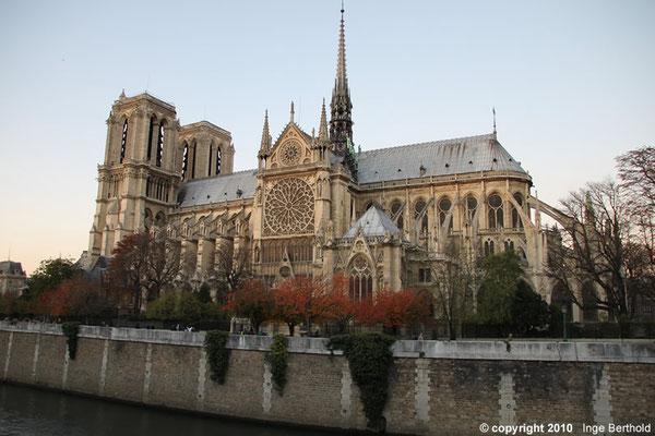 Notre Dame zwei