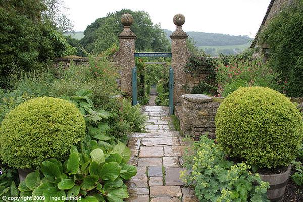 Englische Gärten sieben