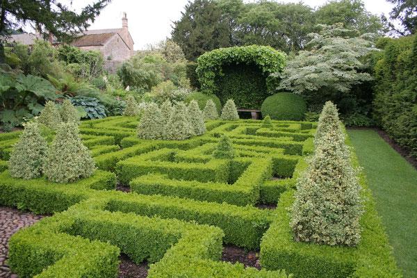 Englische Gärten fünfzehn