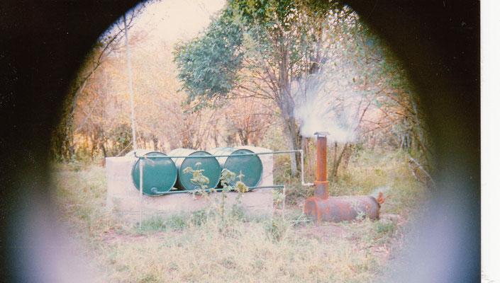 Warmwasserversorgung