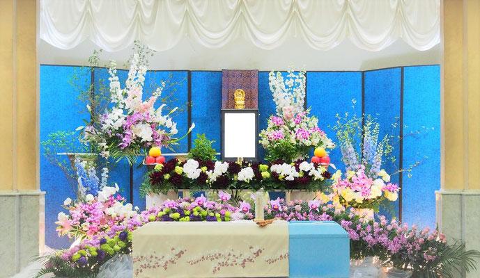 お葬式プラン45+生花追加