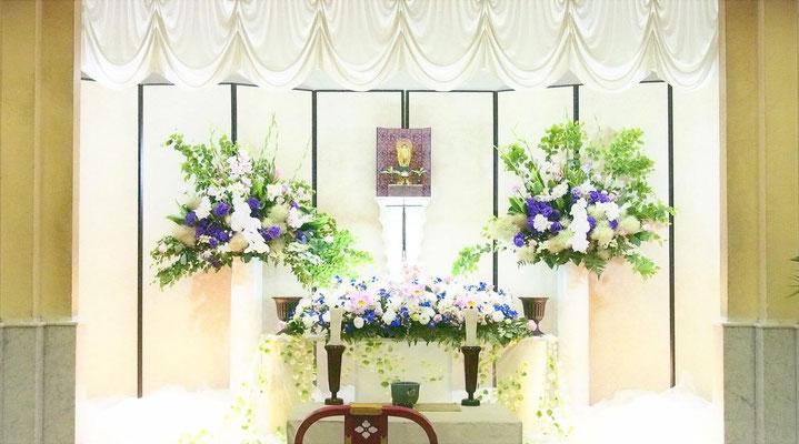 家族葬の画像