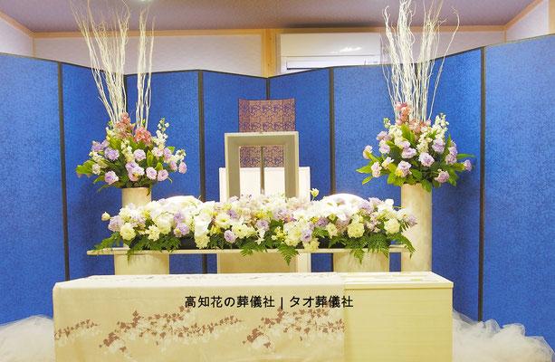 花の祭壇、施工実例022