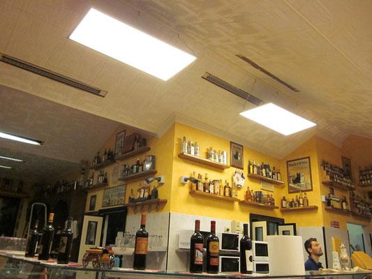 Plafoniere Al Neon Per Ufficio : Lampadari a neon per cucina soffitto