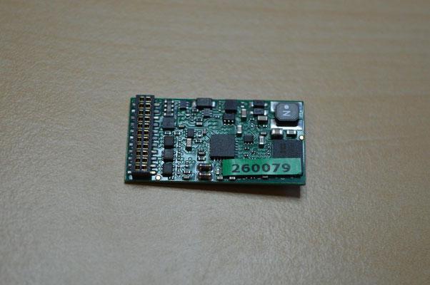 Die neue Generation an Märklin Sounddecodern, der mSD/3.