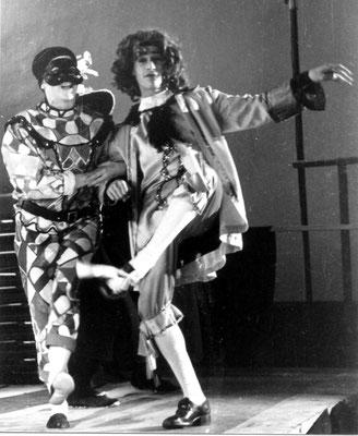Françoise Dorgambide et Daniel San Pedro
