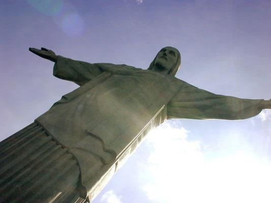 Cristo Redentor, RJ, 2006