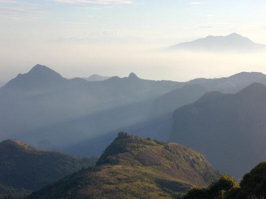 Vista do Castelinho em Petrópolis, RJ, 2006.