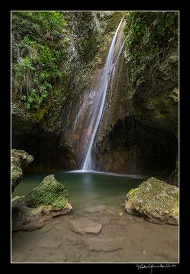 bear waterfall