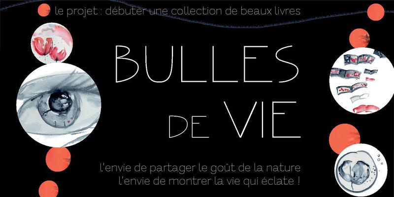 Bulles de Vie : campagne financement participatif 2016 @johannegicquel