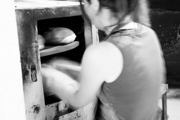 surveillance des pains en cours de cuisson. 1-2-... 10 fois. ma boulange @johannegicquel