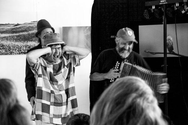 la compagnie Zeste de Lune - theatre - journée multi culturelle - initiative et photo @johannegicquel.com