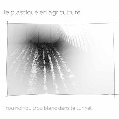 agriculture bio et plastique paysâmes @johannegicquel