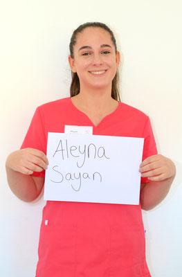 Aleyna Sayan - Stuhlassistenz, Rezeption
