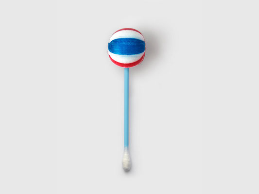 LOLLIPOP COTTON SWAB