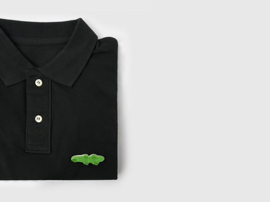 CROCODILE CANDY POLO SHIRT