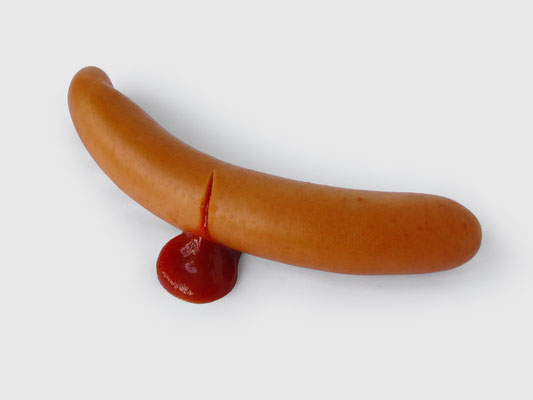 BLEEDING SAUSAGE