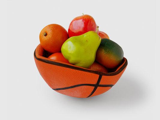 BASKET FRUIT BALL