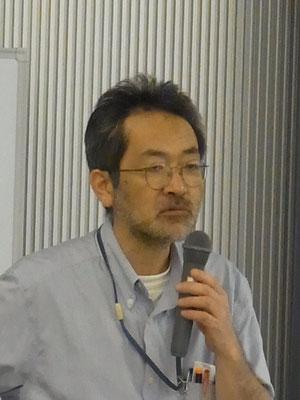 内田代表の挨拶