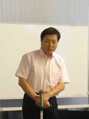花巻バイオマスエナジー代表取締役 森井敏夫氏