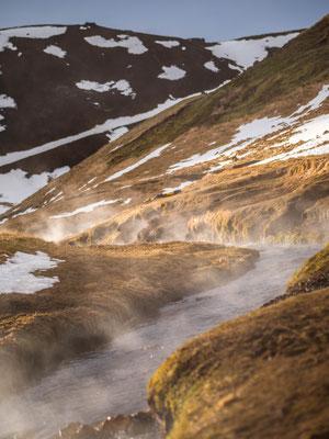 Voyage road trip 10 jours en Islande - sources chaudes