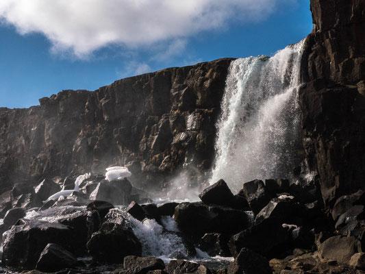 Voyage road trip 10 jours en Islande - Pingvellir