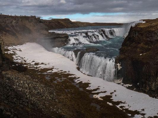 Voyage road trip 10 jours en Islande - Gullfoss