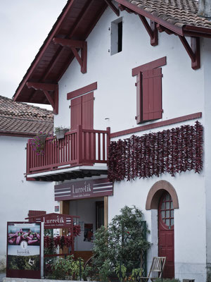 Espelette, Pays Basque